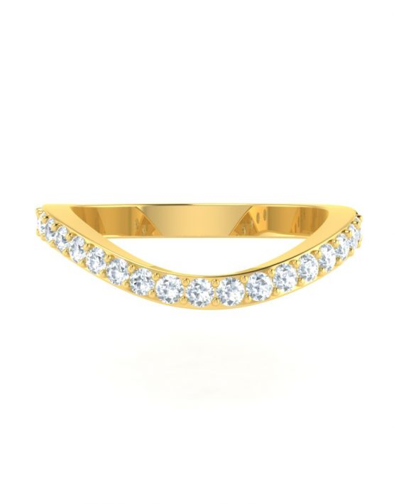 infinity couple ring, infinity promise ring, knuckle rings online india