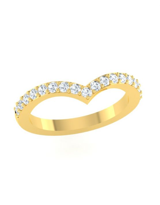 his her promise rings, how to stack rings, how to stack rings with engagement ring