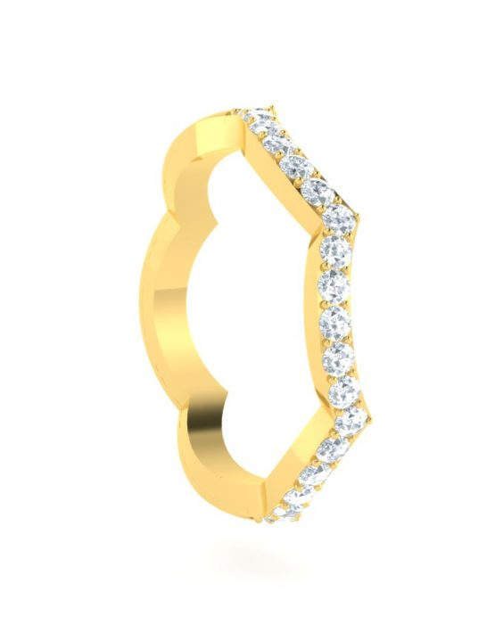 simple promise rings for couples, small promise rings, stack ring diamond