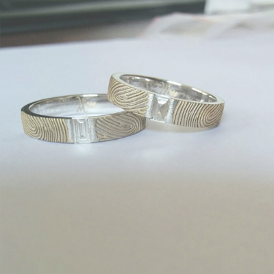 baguette ring india, diamond baguette band