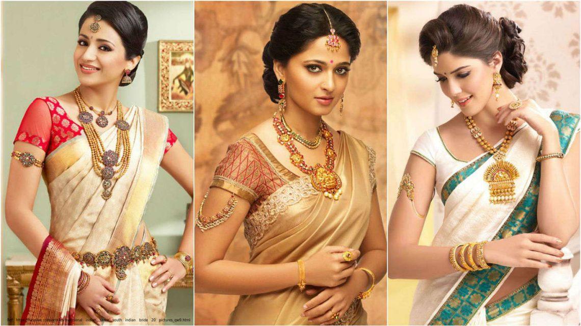 South-Indian-bride-saree-1