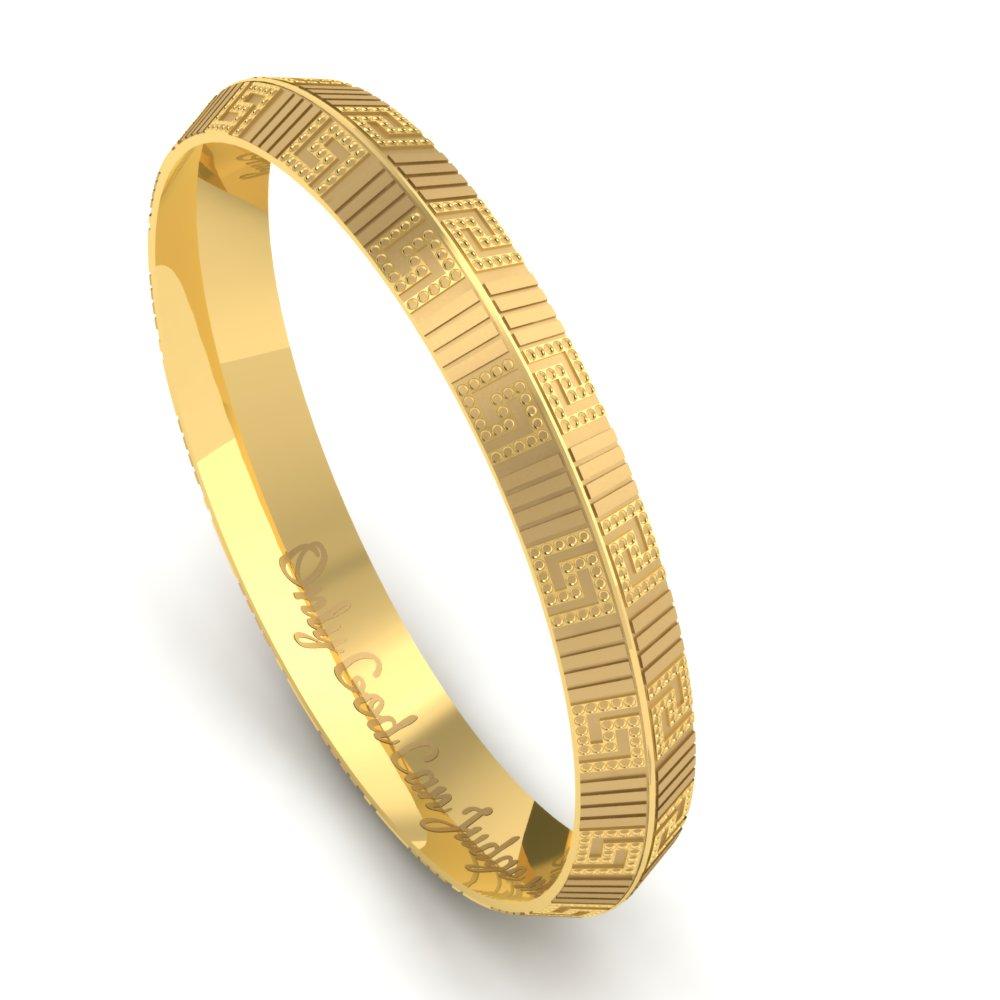 Unique Mens Gold Bracelet Styles