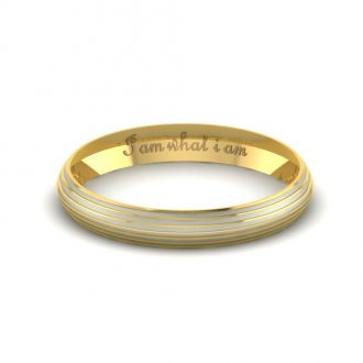 Personalized Gold Jewellery For Babies  
