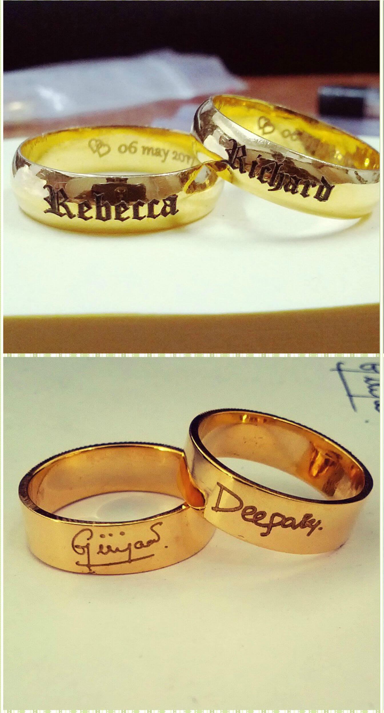 Insta11: Golden Wedding Rings Names At Websimilar.org