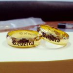 cute matching rings for couples