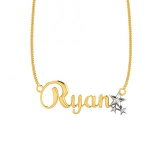 1a2628ffe1437 Custom Name Pendants In Gold | Platinum Name Pendant | Silver Name ...