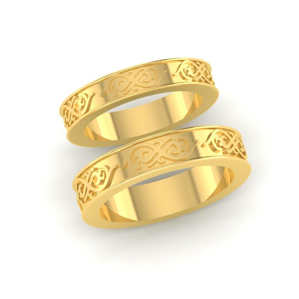Celtic Engagement Rings Custom Celtic Wedding Band For Men And