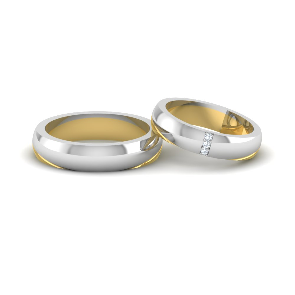 Buy Platinum Couple Rings And Wedding Bands - Platinum ...