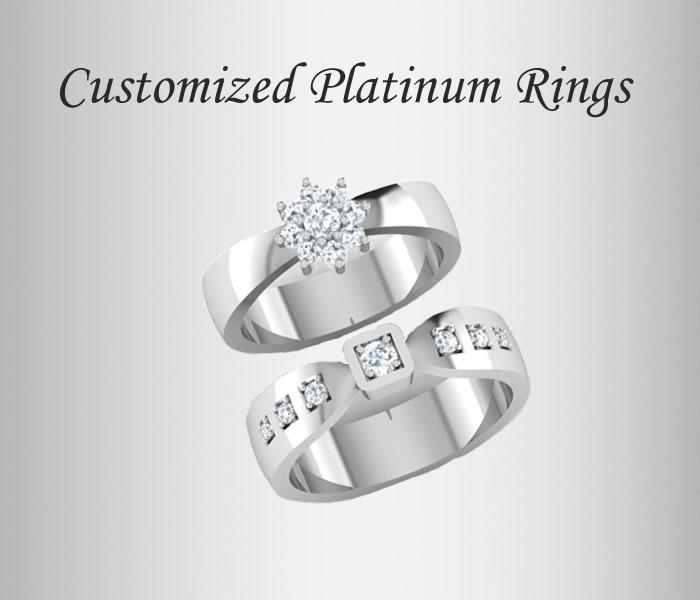 Platinum Diamond Rings Price In Delhi