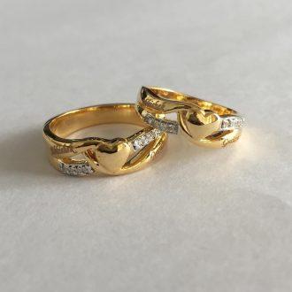 Ardour-Heart-Gold-Rings