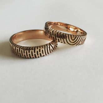 Fingerprints-Etched-Rose-Gold-Couple-Bands2