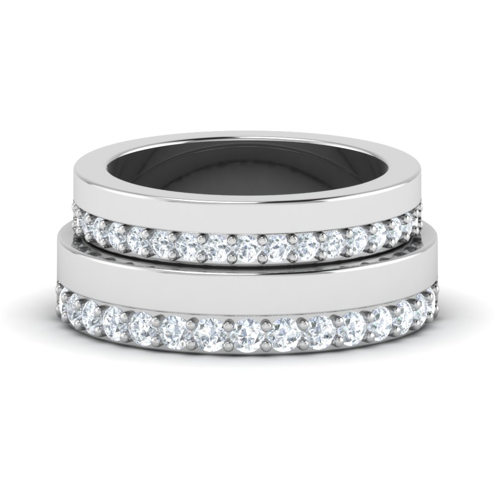Personalized Curvy Platinum Couple Rings With Diamond1.jpg
