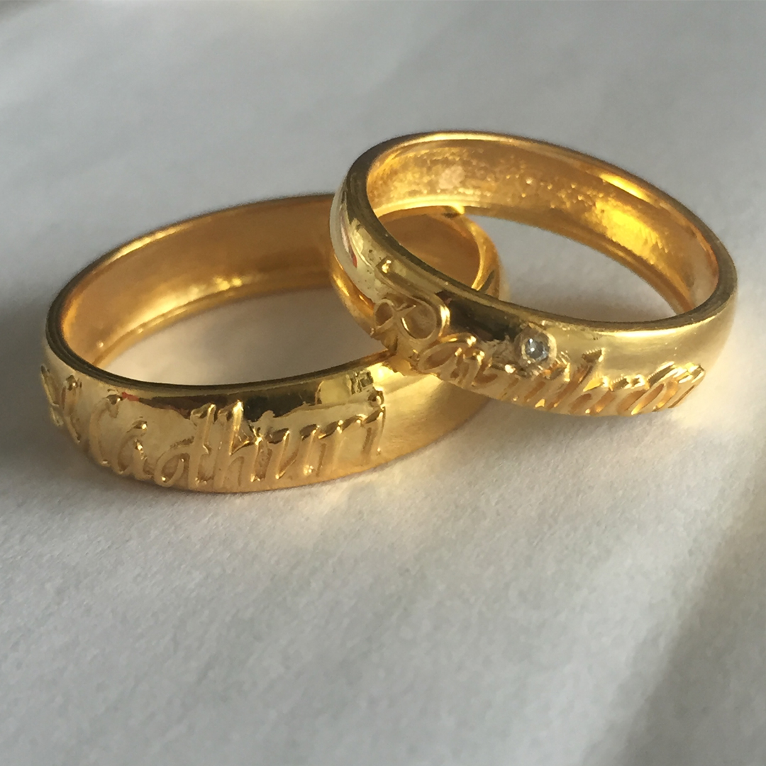 Buy Couple Rings Gold Gold Engagement Rings Rose Gold Engagement Rings