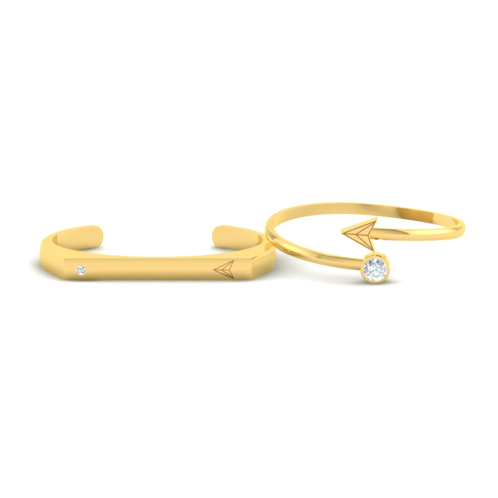 Golden-Arrow-Couple-Cuff-Bracelets1.jpg