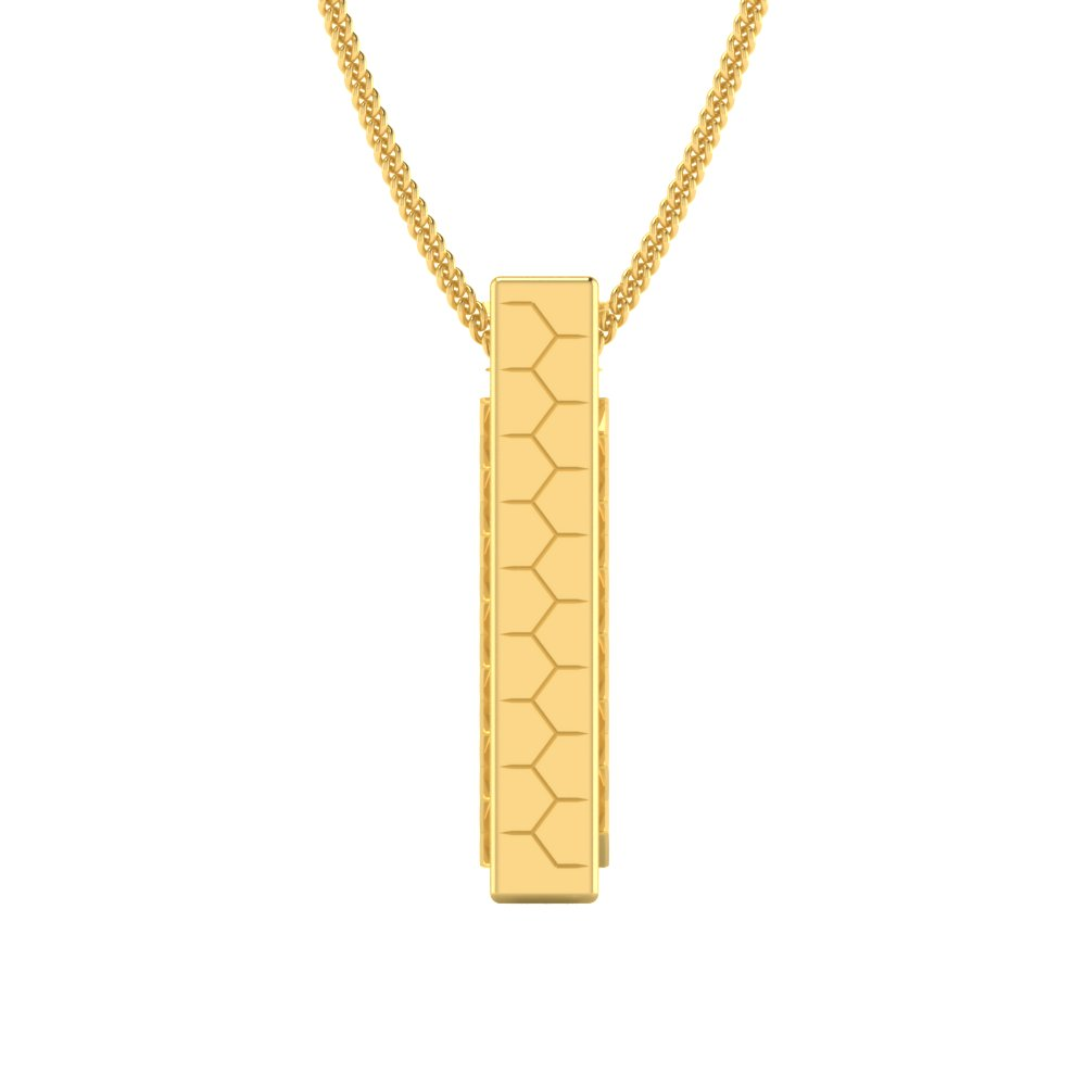 Hammered-Gold-Bar-Pendant1