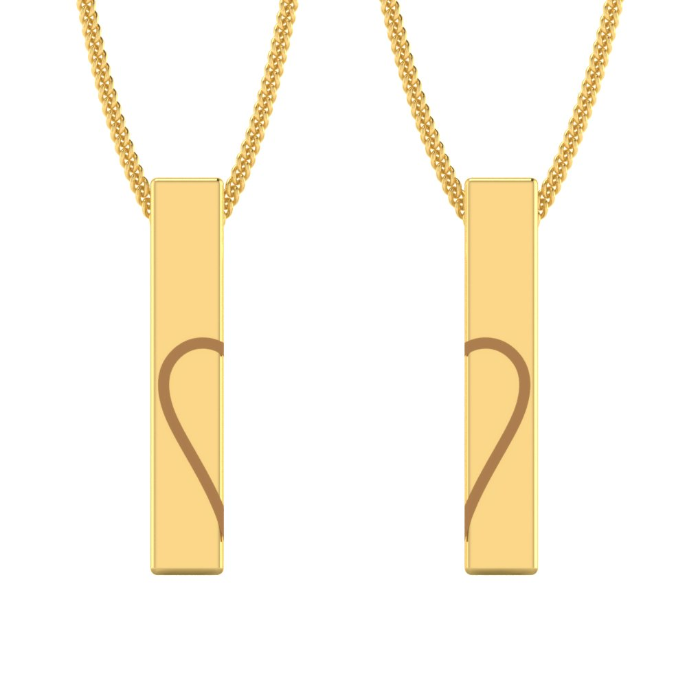 Love-Engraved-Gold-Bar-Couple-Pendants1